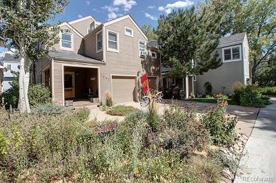 Boulder Single Family Home Active: 1082 Love Court