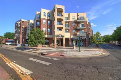 Denver Condo/Townhouse Active: 2550 Washington Street #210