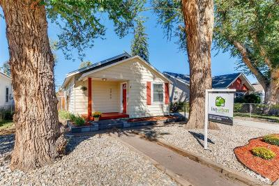 Englewood Single Family Home Under Contract: 3945 South Acoma Street
