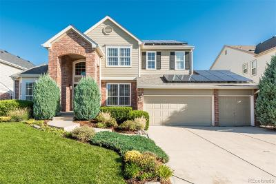 Highlands Ranch Single Family Home Active: 849 Countrybriar Lane