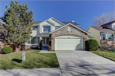 Highlands Ranch Single Family Home Under Contract: 9154 Sugarstone Circle