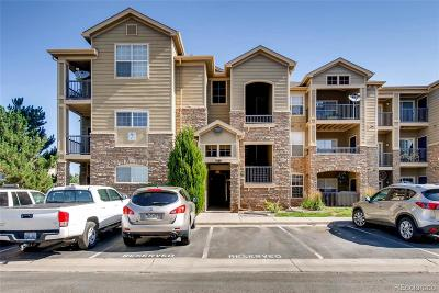 Parker CO Condo/Townhouse Active: $285,000