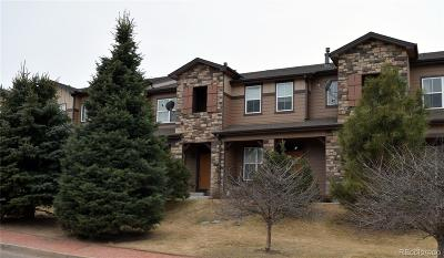 Colorado Springs Condo/Townhouse Active: 6323 Cedar Park Grove