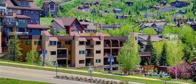 Condo/Townhouse Active: 2200 Apres Ski Way #110