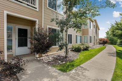 Highlands Ranch Condo/Townhouse Active: 8373 Pebble Creek Way #102