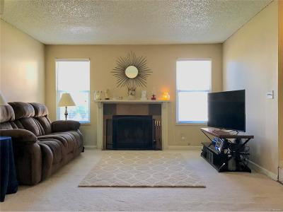 Commerce City Condo/Townhouse Under Contract: 7569 Leyden Street