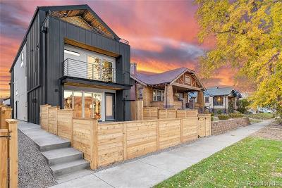 West Colfax Condo/Townhouse Active: 1431 Meade Street
