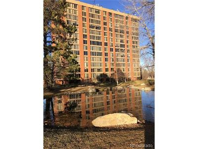 Englewood Condo/Townhouse Active: 1900 East Girard Place #106