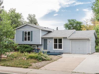 Louisville Single Family Home Under Contract: 662 Sunnyside Street