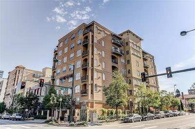 Denver Condo/Townhouse Active: 1100 Cherokee Street #303