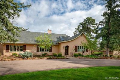 Broadmoor Single Family Home Active: 30 Elm Avenue