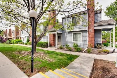 Highlands Ranch Condo/Townhouse Under Contract: 854 Summer Drive