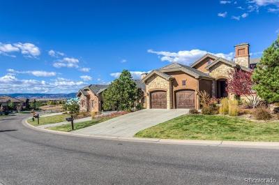 Castle Rock CO Condo/Townhouse Active: $925,000