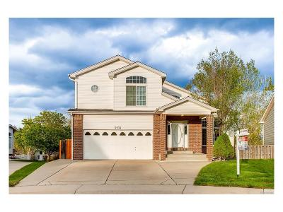 Single Family Home Sold: 5934 Dunraven Way