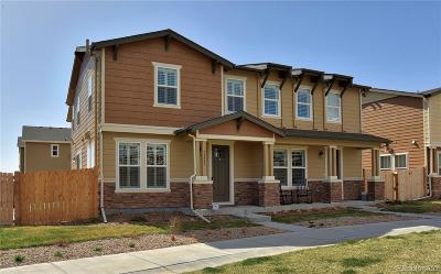 Broomfield Condo/Townhouse Active: 16449 Zuni Place