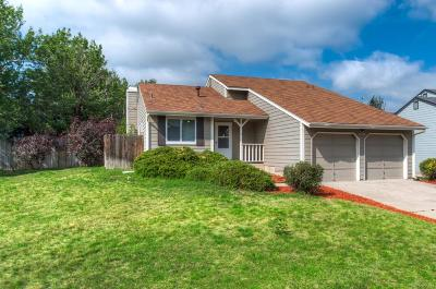 Centennial Single Family Home Under Contract: 18334 East Crestline Circle