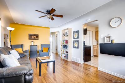 Denver Condo/Townhouse Active: 3331 Monroe Street