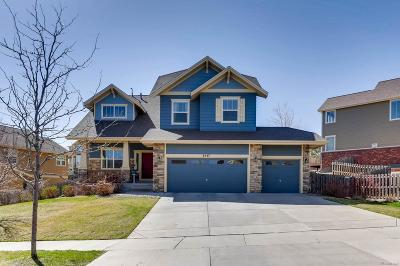 Beacon Point Single Family Home Under Contract: 6447 South Oak Hill Circle
