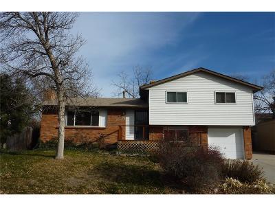 Westminster Single Family Home Active: 9450 Osceola Street