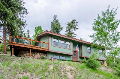 Evergreen Single Family Home Under Contract: 7151 Brook Forest Drive