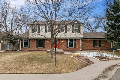 Single Family Home Under Contract: 3844 South Xenia Street