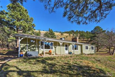 Boulder Single Family Home Active: 5384 Olde Stage Road