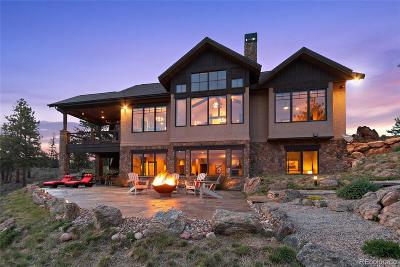 Pine Single Family Home Under Contract: 15100 Quandary Peak Road