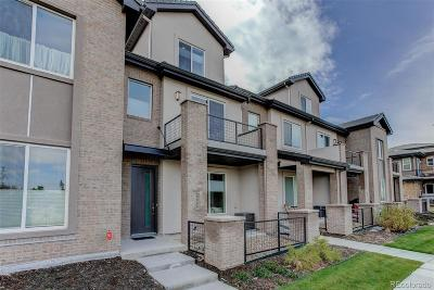 Greenwood Village CO Condo/Townhouse Active: $595,000