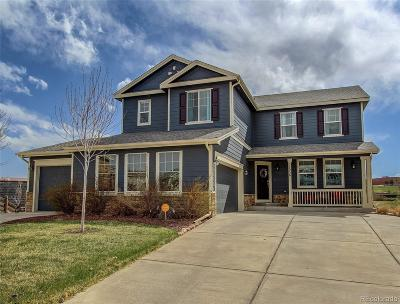 Centennial Single Family Home Active: 22056 East Pennwood Circle