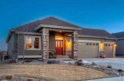 Windsor Single Family Home Under Contract: 5856 Crooked Stick Drive