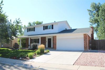 Arvada Single Family Home Active: 13922 West 74th Avenue