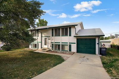 Aurora CO Single Family Home Active: $280,000
