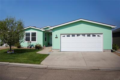 Frederick Single Family Home Active: 6155 Laural #263