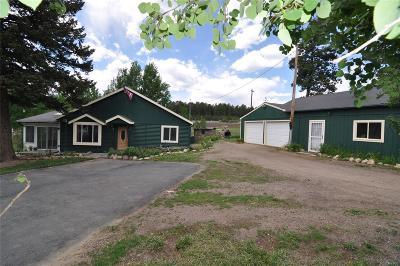 Conifer Single Family Home Active: 9409 Barnes Avenue