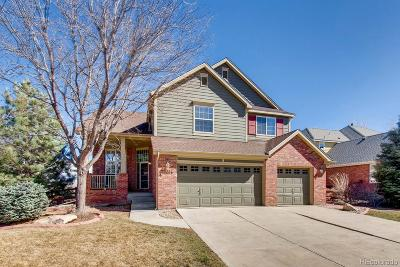 Broomfield Single Family Home Active: 13884 Quail Ridge Drive