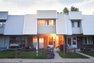 Northglenn Condo/Townhouse Active: 11622 Pearl Street