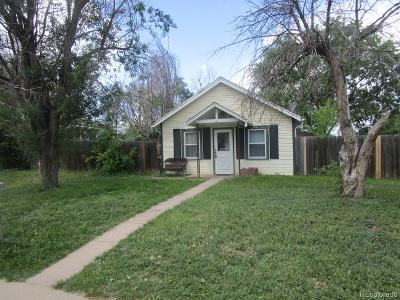 Aurora Single Family Home Active: 2095 Elmira Street