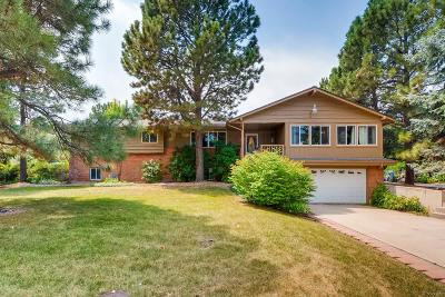 Arvada Single Family Home Under Contract: 8075 Owens Way