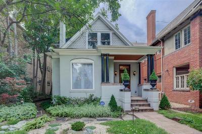 Denver Single Family Home Under Contract: 1267 Vine Street