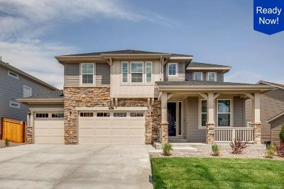 Castle Pines Single Family Home Active: 217 Green Valley Circle