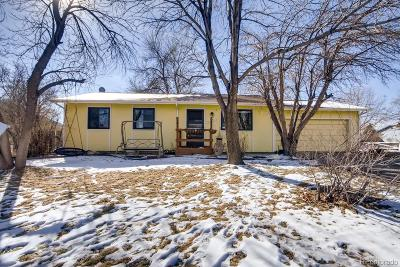 Broomfield Single Family Home Under Contract: 3100 West 133rd Avenue