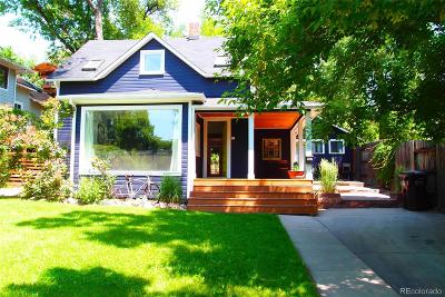 Boulder County Single Family Home Active: 2515 Bluff Street
