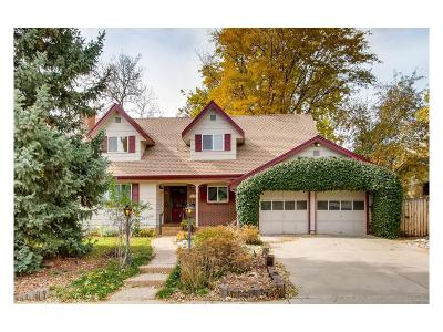 Arvada Single Family Home Active: 5939 Taft Court