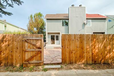 Boulder Condo/Townhouse Active: 6608 Kalua Road