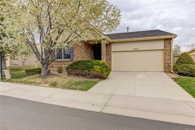 Highlands Ranch Single Family Home Under Contract: 8997 Greenspointe Lane