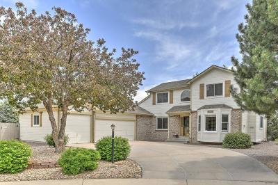 Arvada CO Single Family Home Active: $550,000