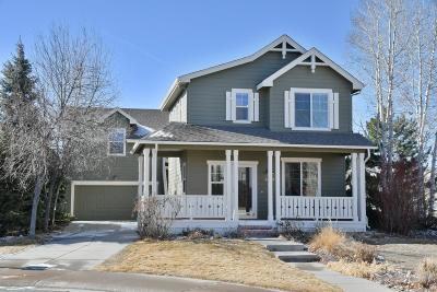 Castle Rock Single Family Home Active: 4263 Timber Hollow Loop