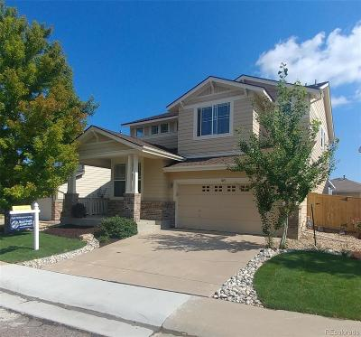 Highlands Ranch Firelight Single Family Home Under Contract: 3073 Braeburn Place