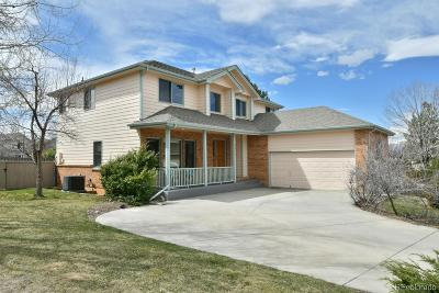 Lafayette Single Family Home Active: 2251 Evening Star Lane