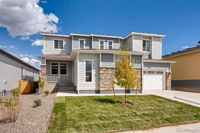 Castle Rock Single Family Home Active: 4859 Coulee Trail